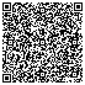 QR-код с контактной информацией организации Метротранс, ООО