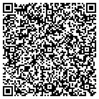 QR-код с контактной информацией организации АйТаргет, ООО