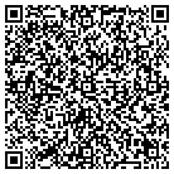 QR-код с контактной информацией организации ГиГаБайт, ООО