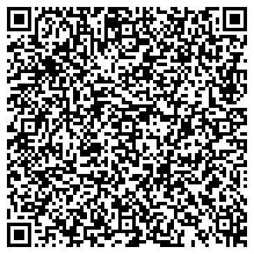 QR-код с контактной информацией организации Космос ТВ, ЧП