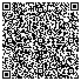 QR-код с контактной информацией организации БТК Киев, ООО