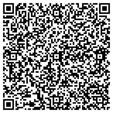 QR-код с контактной информацией организации Мир музыки, ЧП
