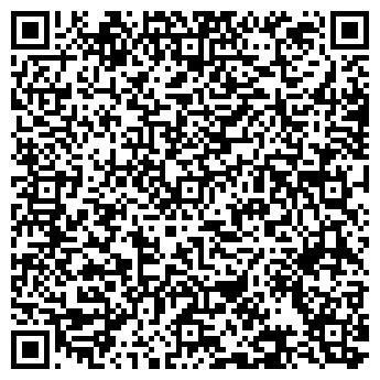 QR-код с контактной информацией организации Английский Звук, ЧП