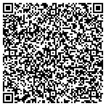 QR-код с контактной информацией организации Спутниковое ТВ, ИП