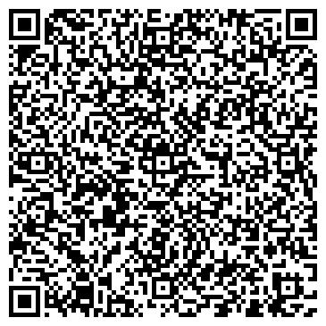 QR-код с контактной информацией организации КровСтройМатериалы, ИП