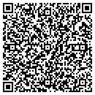 QR-код с контактной информацией организации Партер, ИП