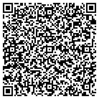 QR-код с контактной информацией организации Луч РНИУП