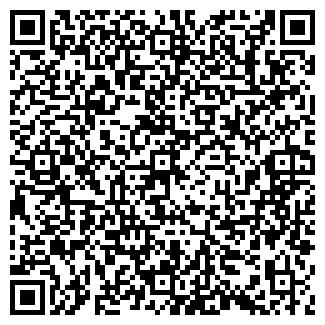 QR-код с контактной информацией организации ДЕ-ЛЮКС КЛУБ