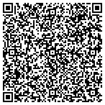 QR-код с контактной информацией организации Субъект предпринимательской деятельности Торговая марка ОКО