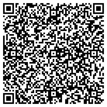 QR-код с контактной информацией организации Компас Астана
