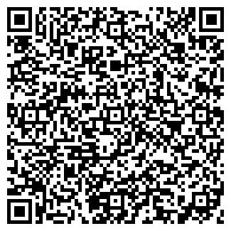 QR-код с контактной информацией организации Винни-Пух
