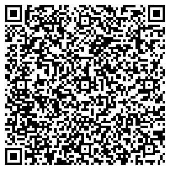 QR-код с контактной информацией организации Ветразь-АВ, ЧСТУП