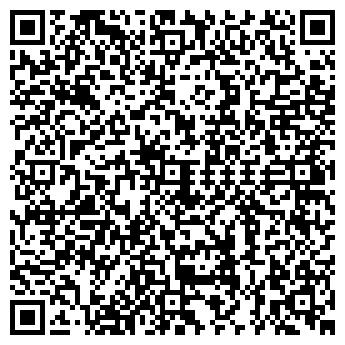 QR-код с контактной информацией организации Техветрес, ОДО