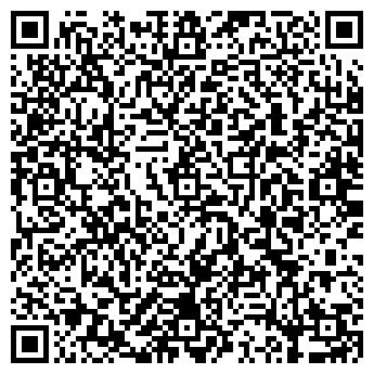 QR-код с контактной информацией организации Частное предприятие Спорт Семья