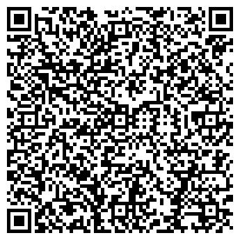 QR-код с контактной информацией организации Kidsgame