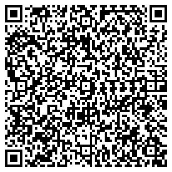 QR-код с контактной информацией организации Зодчих 58-а,ЧП