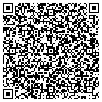 QR-код с контактной информацией организации Техенерго, ПрАТ