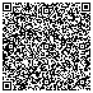 QR-код с контактной информацией организации Праздничная палитра, студия