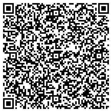 QR-код с контактной информацией организации Естрея, ООО