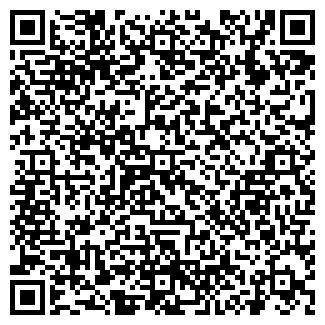 QR-код с контактной информацией организации FishingBox, ЧП