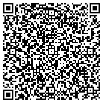 QR-код с контактной информацией организации Все для рыбалки, ЧП