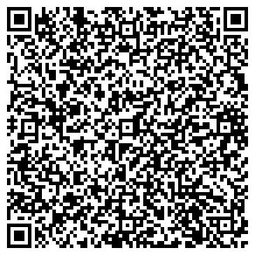 QR-код с контактной информацией организации Тенты-плюс, ЧП