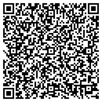 QR-код с контактной информацией организации Рыбка, ООО