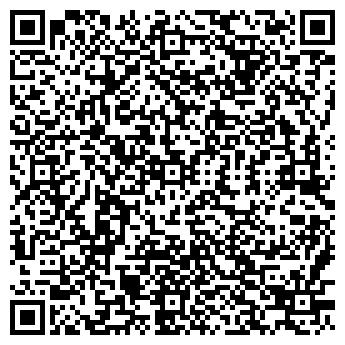 QR-код с контактной информацией организации Fishfishki, ЧП