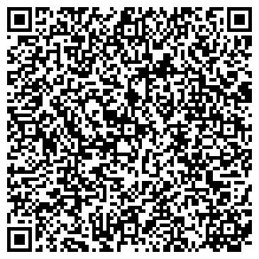 QR-код с контактной информацией организации СпортФишка, ТМ