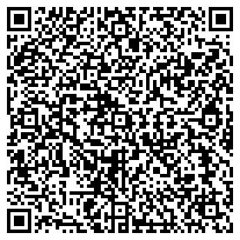 QR-код с контактной информацией организации Карибаев, ИП
