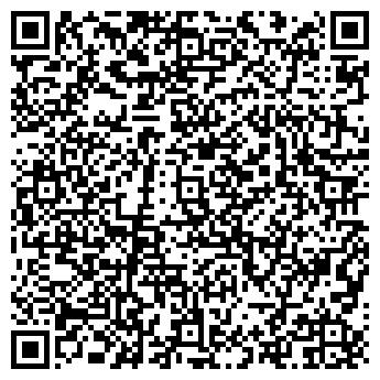 QR-код с контактной информацией организации Авен Украина