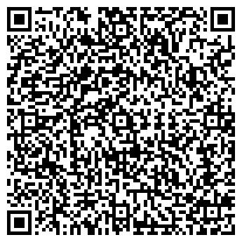 QR-код с контактной информацией организации Воздушный мир