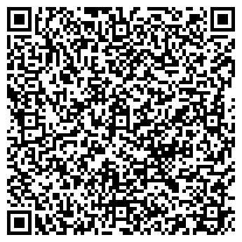 QR-код с контактной информацией организации ООО Киндерплай