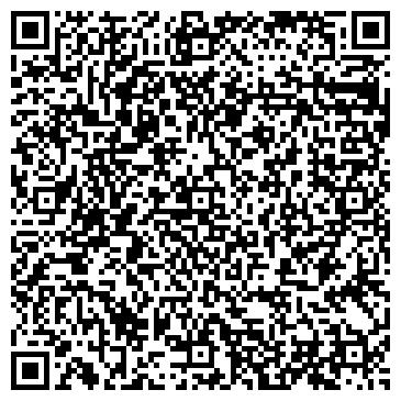 QR-код с контактной информацией организации Интернет- магазин спорттоваров