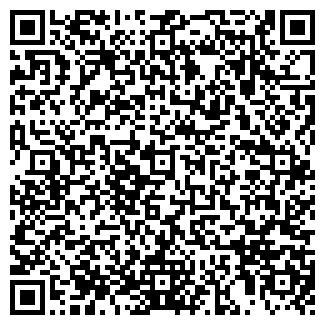 QR-код с контактной информацией организации ИП Гангаева