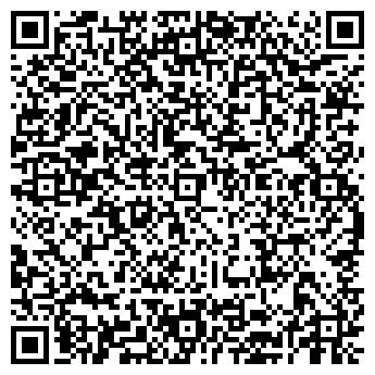 QR-код с контактной информацией организации Doors & Floor