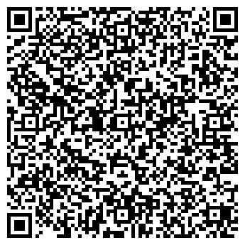 QR-код с контактной информацией организации Христофор, ЧУП