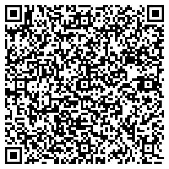 QR-код с контактной информацией организации Тюсар, АО