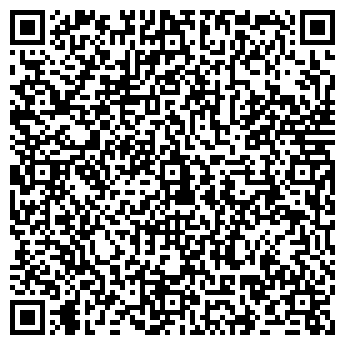 QR-код с контактной информацией организации Грандмебель, УП