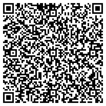 QR-код с контактной информацией организации Вуд-Мастер, ООО