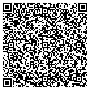 QR-код с контактной информацией организации Кникус, ООО