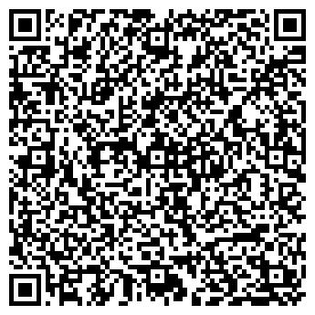 QR-код с контактной информацией организации БраваМебель, ООО