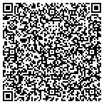 QR-код с контактной информацией организации Пралеска УЧПТП
