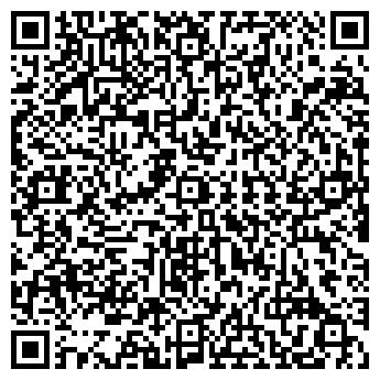 QR-код с контактной информацией организации Паркаль, ООО