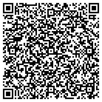 QR-код с контактной информацией организации Медицинсервис, ООО