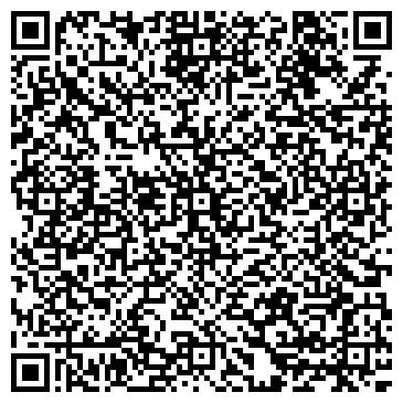 QR-код с контактной информацией организации Агентство развлечений Party-hall