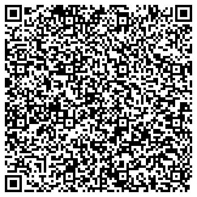 QR-код с контактной информацией организации Склад мебельных материалов Сайтек, ООО