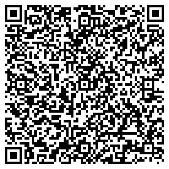 QR-код с контактной информацией организации БелРосИнтерьер, ООО