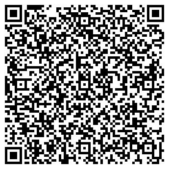 QR-код с контактной информацией организации Рыбак М. П., ИП