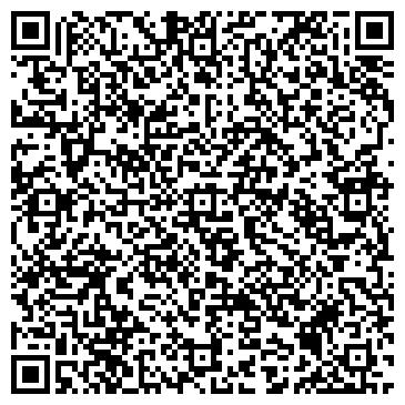 QR-код с контактной информацией организации Август, ООО